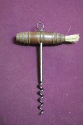 Antique Corkscrew