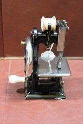 Antique Dorman Lock Stitch Sewing Machine C1890