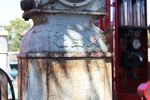 Antique Gex Manual Petrol Pump