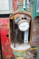 Antique Gilbert + Barker T8 Petrol Pump