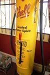 Antique Hammond D Visible Manual Petrol Pump