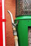 Antique Hammond Visible Manual Petrol Pump