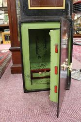 Antique J Cartwright Metal Safe