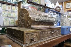 Antique National Cash Register