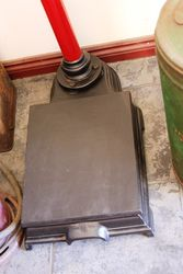 Antique Platform Scales
