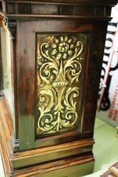 Antique Rosewood Mantle Clock