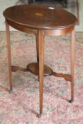 Antique Round Table stand