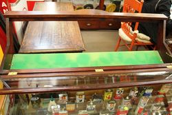 Antique Rowntrees Shop Counter Cabinet