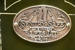 Antique Sentry Safe by Safes Ltd