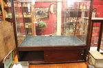 Antique Shop Display Cabinet