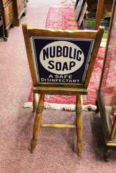 Antique Watsonand96s Soap Advertising Chair