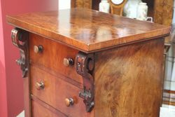Antique Wellington Chest