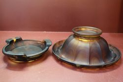 Art Deco Float Bowl
