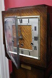Art Deco GM Clock 8 Day 14 Hour Movement
