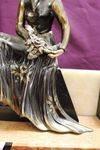 Art Deco Spelter Figure C1930