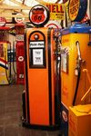 Art Deco Wayne 60 Petrol Pump.