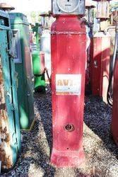 Aster Gex Manual Petrol Pump for Restoration