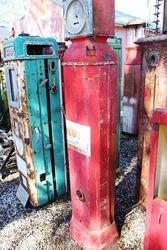 Aster Gex Manual Petrol Pump for Restoration
