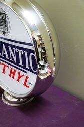 Atlantic Ethyl 6in Petrol Pump Canteen