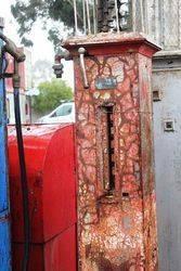 Ballarat Made Cowley Manual Petrol Pump