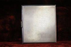 Birmingham Silver 1947 Cig Case