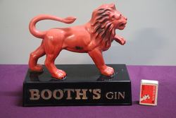 Boothand39s Gin Figure