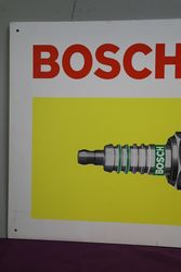 Bosch Cardboard Advertising Sign