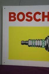 Bosch Cardboard Advertising Sign