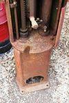 Bowser Red Sentry Petrol Pump