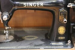 Boxed Single 99K Sewing Machine