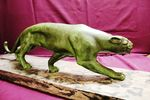 Bronze Fig   The Big Cat By S Milani