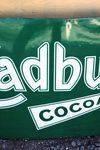 Cadburys Chocolate Antique Enamel Sign