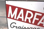 Caltex Marfax Enamel Advertising SignArriving Nov