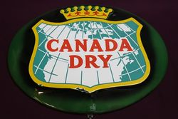 Canada Dry Advertising Sign