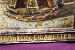 Capstan Navy Cut Tobacco Pictorial Shop Display Tin Sign