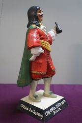 Captain Morgan Rum Pub Figure