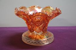 Carnival Glass Stand
