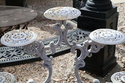 Cast Iron 6 Tier Plant Stand