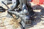 Cast Iron Cherub Fountain