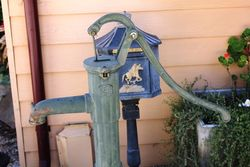 Cast Iron Fluted Pump