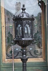 Cast Iron Garden Light