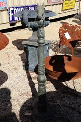 Cast Iron Hitching Posts