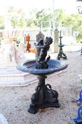 Cast Iron Naples Fountain