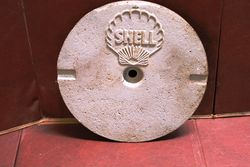 Cast Iron Shell Tank Cover