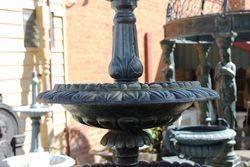 Cast Iron Victoria 3 Tier  Fountain