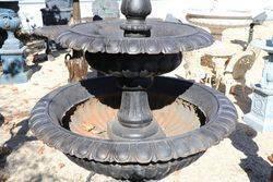 Cast Iron Windsor Fountain