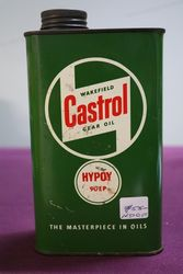 Castrol 1 Quart Gear Oil Tin