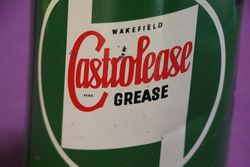 Castrol 1lb Grease Tin