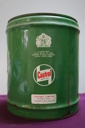 Castrol 4 Gallons Oil Tin
