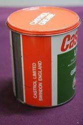 Castrol 500g Grease Tin